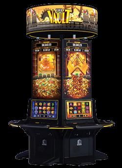 the vault slot machine