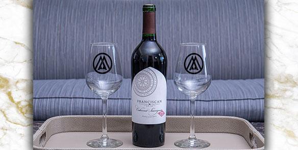 2021 Amenities | Premium Red Wine Franciscan