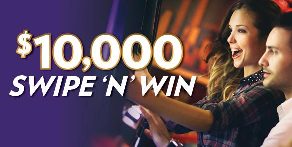 $10,000 Swipe & Win