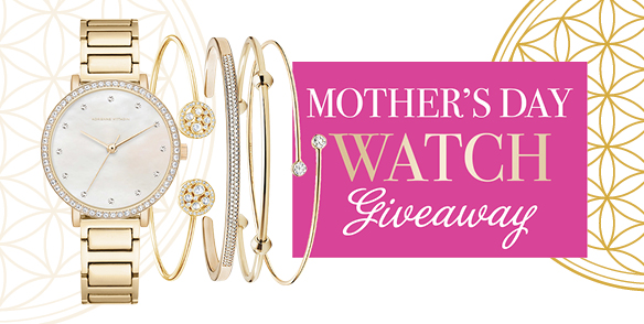 Mother's Day Watch Giveaway