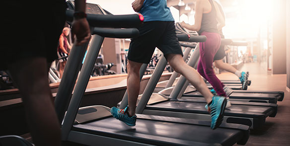 PA fitness center
