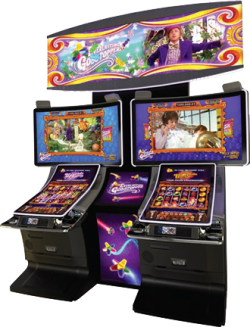 willy wonka everlasting gobstoppers slot machines