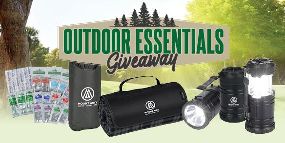 Outdoor Essentials Giveaway