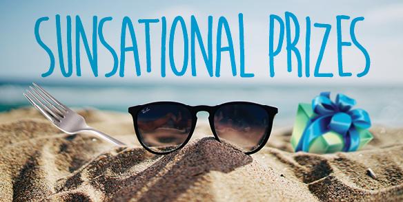 Sunsational Prizes