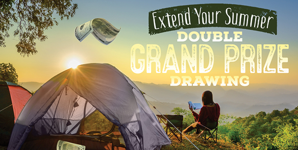 25X Extend your Summer Entries