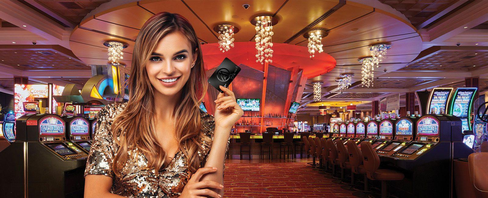 poconos casino players card slots reward