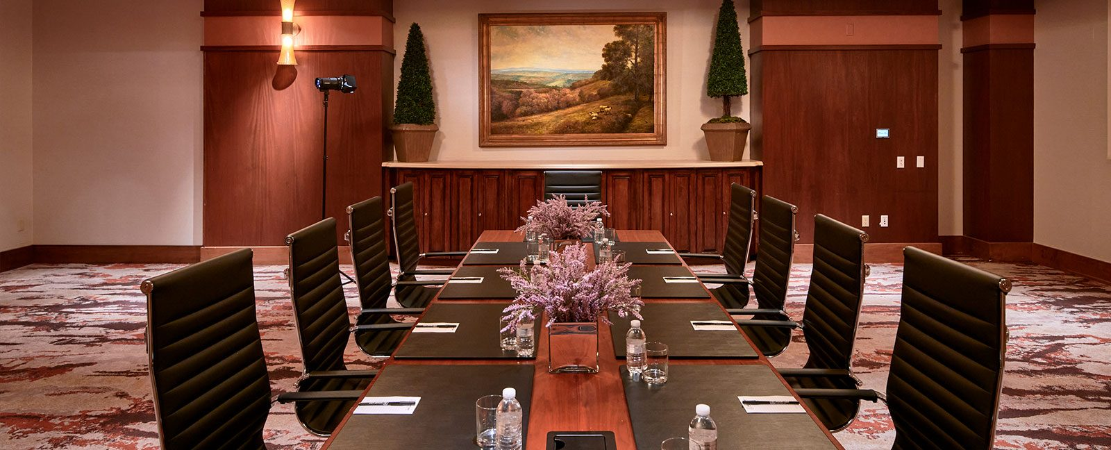 hemlock - business meeting room