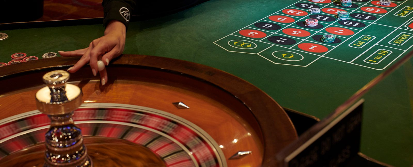 PA casino table games - roulette