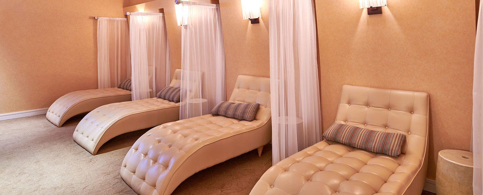 spa lounge chairs