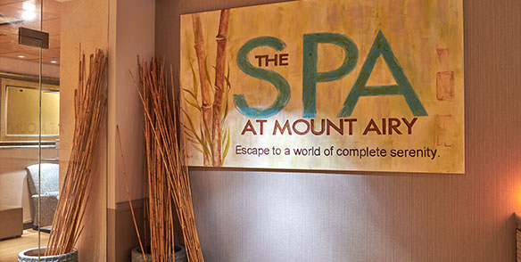 spa resort - escape to a world of complete serenity