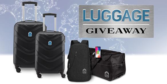Luggage Giveaway