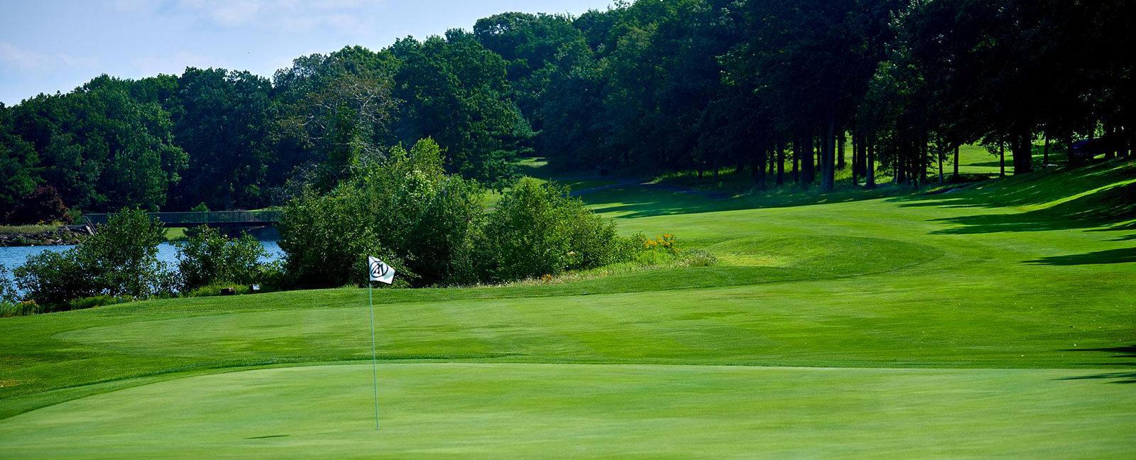 golf course PA
